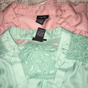 3/4 Sleeve rue21 blouse
